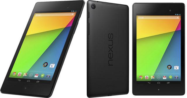 La nouvelle Nexus 7 est enfin officielle