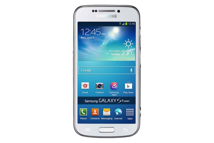 Prise en main du samsung galaxy s4 zoom un smartphone - Four haut de gamme ...