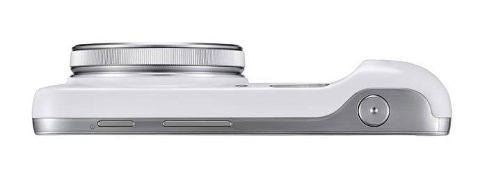 Vue de droite du Galaxy S4 Zoom