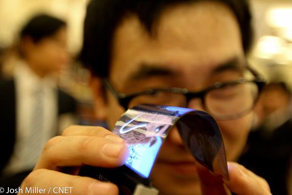 Samsung n'a pas encore décidé si le Note 3 utilisera un écran flexible
