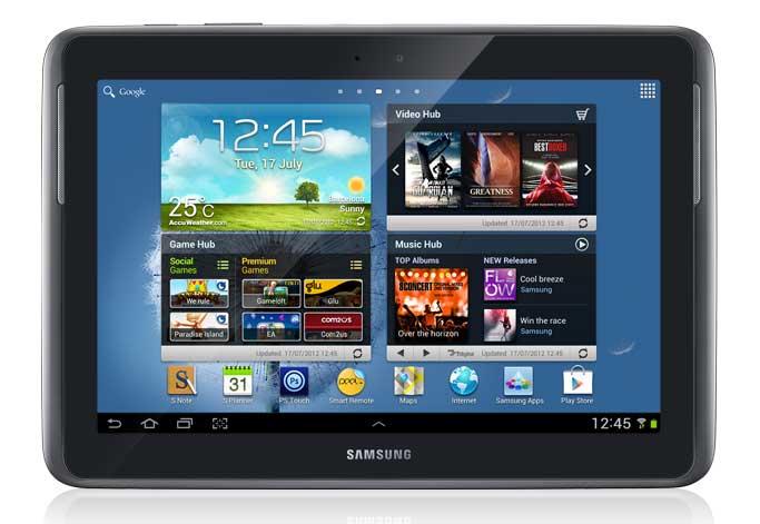 Samsung travaille sur une tablette de 10 et 12,2 pouces avec une résolution de 2560 x 1600 pixels