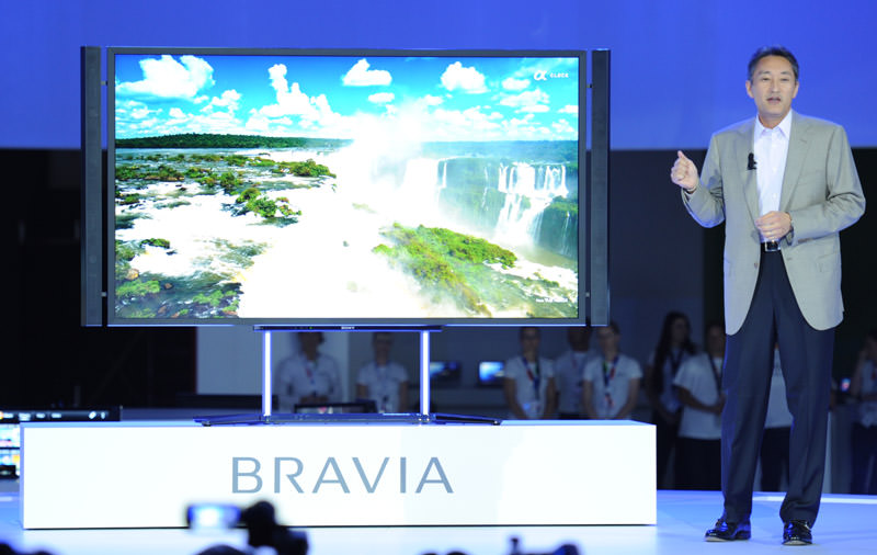Sony préparerait un smartphone Android permettant de capture une vidéo en 4K
