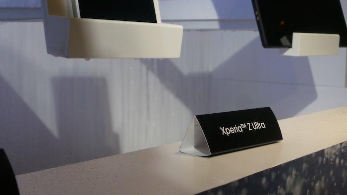 Le Sony Xperia Z Ultra sera disponible fin septembre au prix de 729€