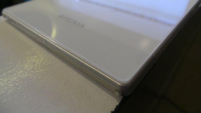 Le Z Ultra est certifié IP55 et IP58