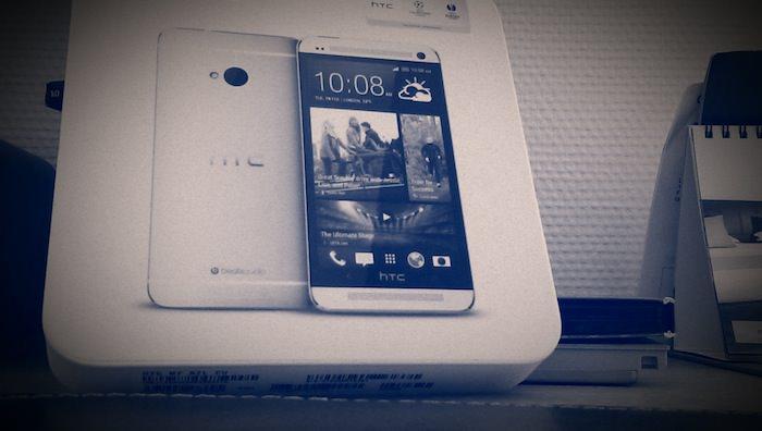 Prise de vue avec le HTC One - 3
