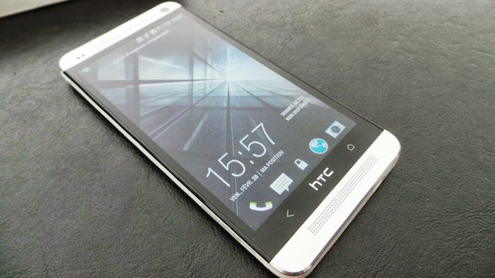 L'écran du HTC One produit des couleurs riches et lumineuses