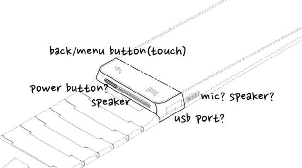 Un brevet d'un concept d'une smartwatch Samsung présente un écran flexible