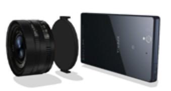 Un objectif Sony dédié à votre smartphone, imaginaire ou réel ?