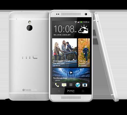 Voici un premier regard sur le HTC One Mini en vidéo