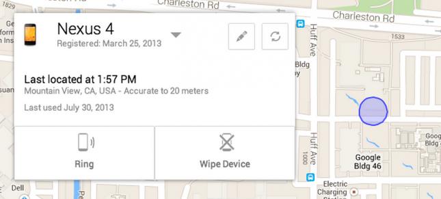 Vous avez perdu votre téléphone ? Android Device Manager vous aidera à le retrouver