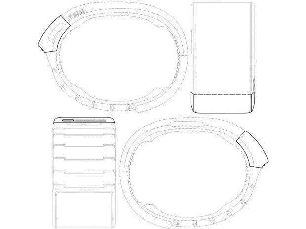 La smartawatch Samsung, la Galaxy Gear, arriverait avec un écran classique OLED et non un écran flexible