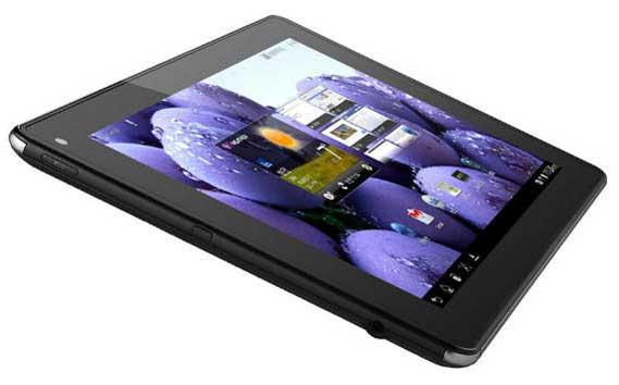 L'Optimus Pad était la première tablette pour LG dans ce secteur