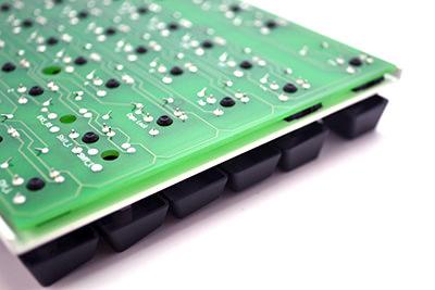 Possibilité de programmer les touches du clavier