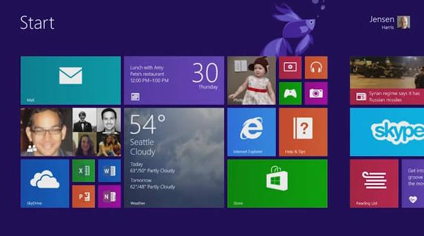 Le compte à rebours est lancé : Windows 8.1 sera disponible à la mi-octobre