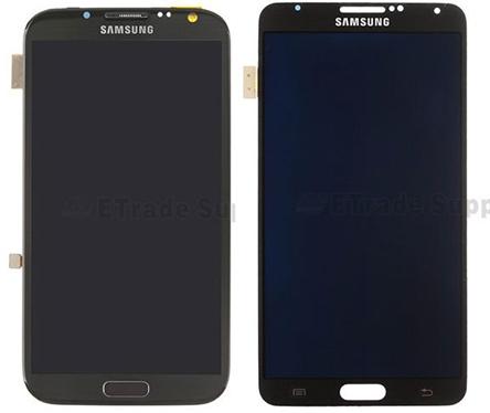 L'écran du Samsung Galaxy Note 3 comparé à celui du Galaxy Note 2
