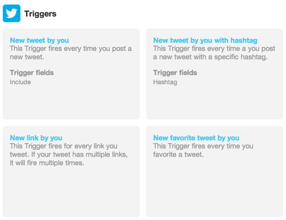 Les déclencheurs Twitter sont de retour ! IFTTT et Twitter vont de pair à nouveau