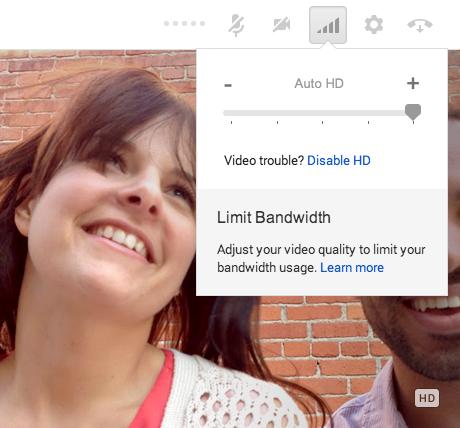 Les Hangouts sur Google+ arrivent en HD, à commencer par les Hangouts On Air