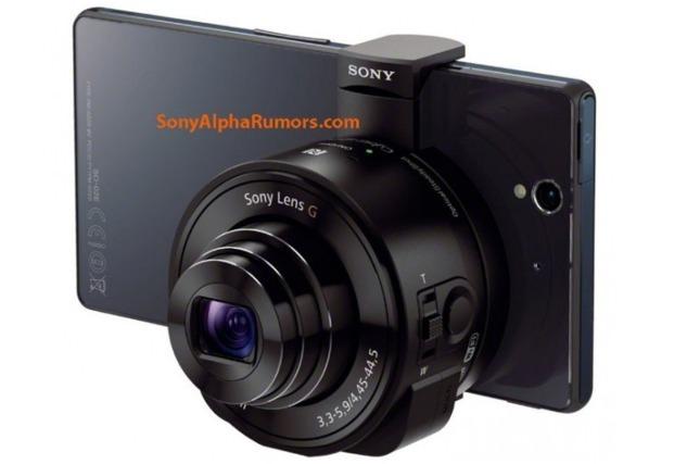 L'objectif autonome de Sony, le QX100, serait commercialisé aux alentours de 450 dollars