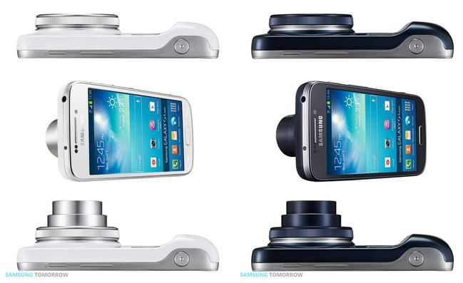 Samsung apporte la version LTE au Galaxy S4 Zoom en Europe