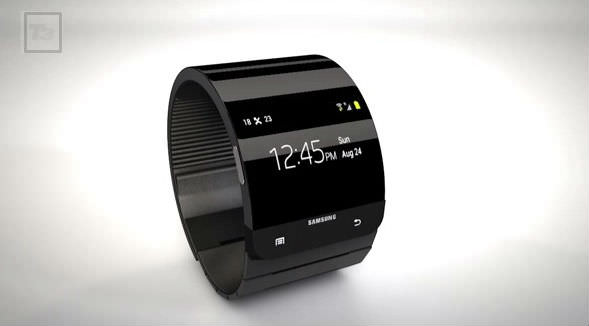 À quoi ressemblera réellement la smartwatch Galaxy Gear ?