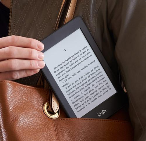 Amazon annonce une nouvelle Kindle Paperwhite