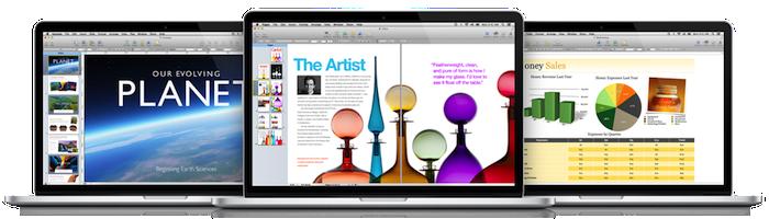 Apple offre librement ses applications iWork, mais seulement si vous achetez un iPhone 5S ou 5C
