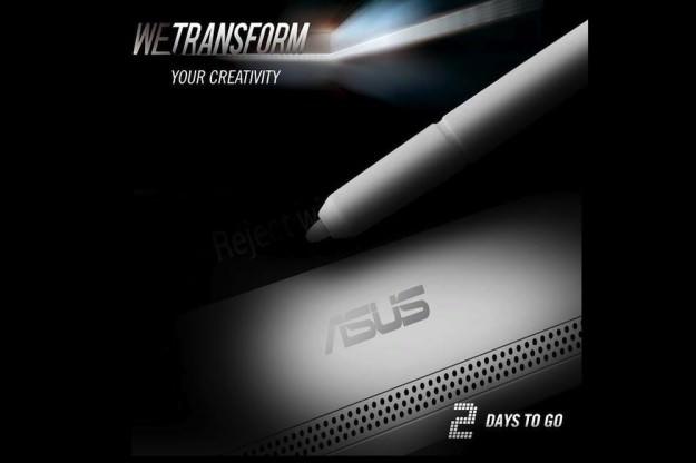 Asus réalise un teaser pour une nouvelle tablette Transformer lors de l'IFA