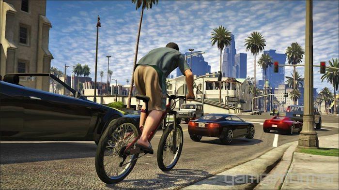 Petites confidences d'un passionné de jeux-vidéos : la review GTA V