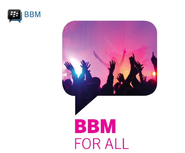 BlackBerry Messenger arriverait respectivement sur Android et iOS le 21 et 22 septembre