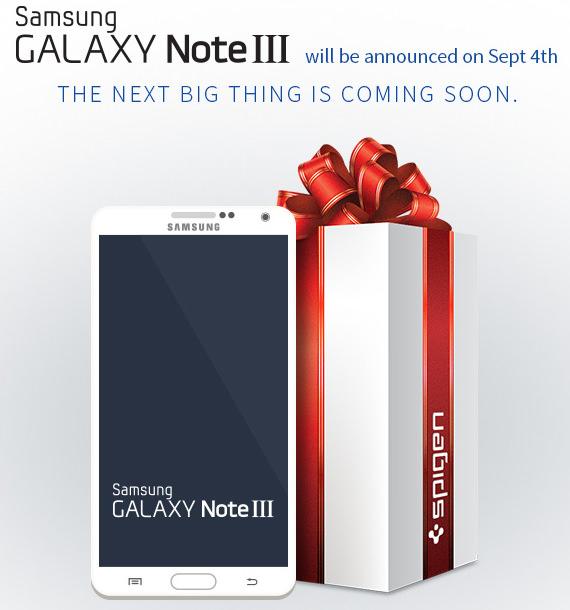 Le Galaxy Note 3 mis en avant dans une publicité commerciale