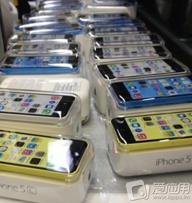L'iPhone 5C sera multicolorese
