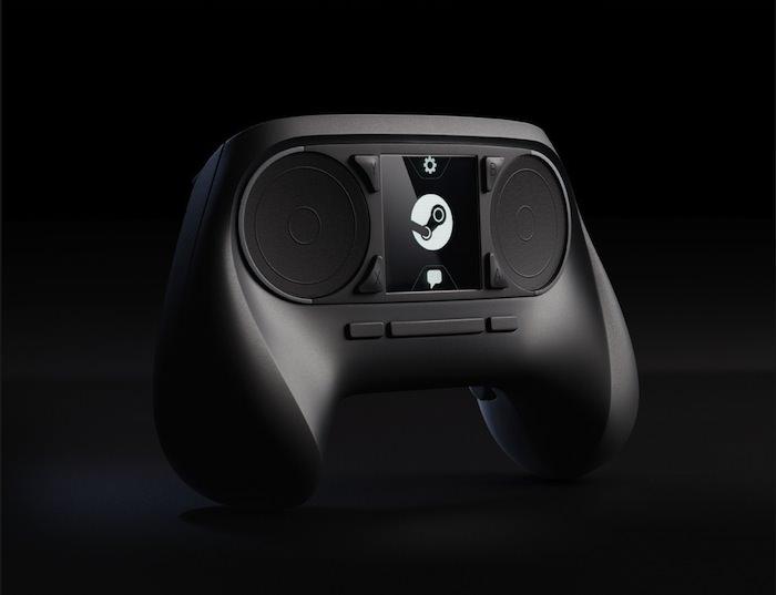 Le Steam Controller intègre un écran HD