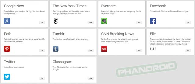 Google prévoit de lancer un app store dédié aux Glass en 2014
