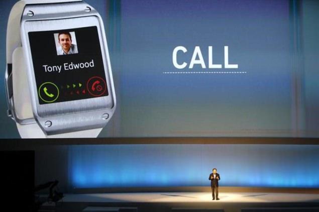 Vous pouvez passer des appels depuis votre montre
