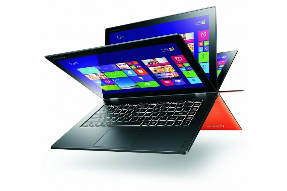 Le Yoga 2 de Lenovo