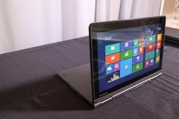Le Yoga ThinkPad de Lenovo