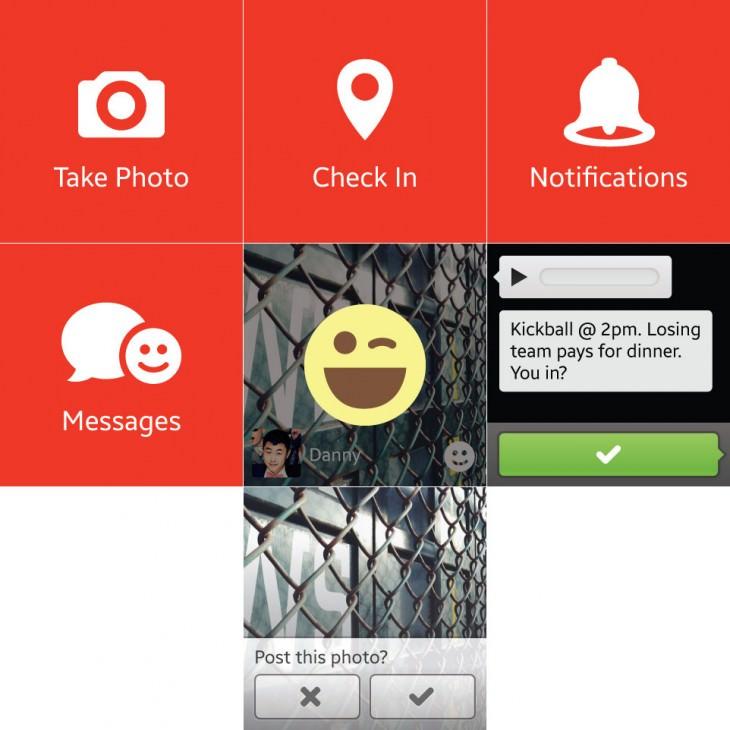 IFA 2013 : Path sera l'application sociale à la smartwatch Galaxy Gear de Samsung