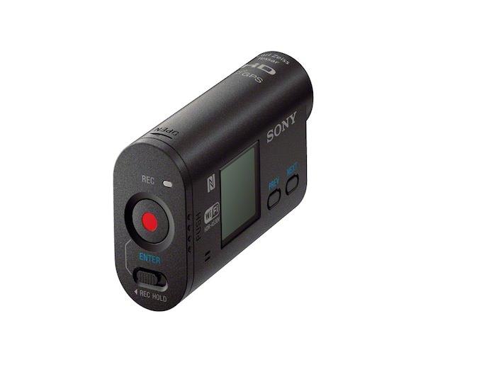 La Sony HDR-AS30V, une nouvelle action cam