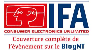 IFA 2013, couverture complète sur le BlogNT