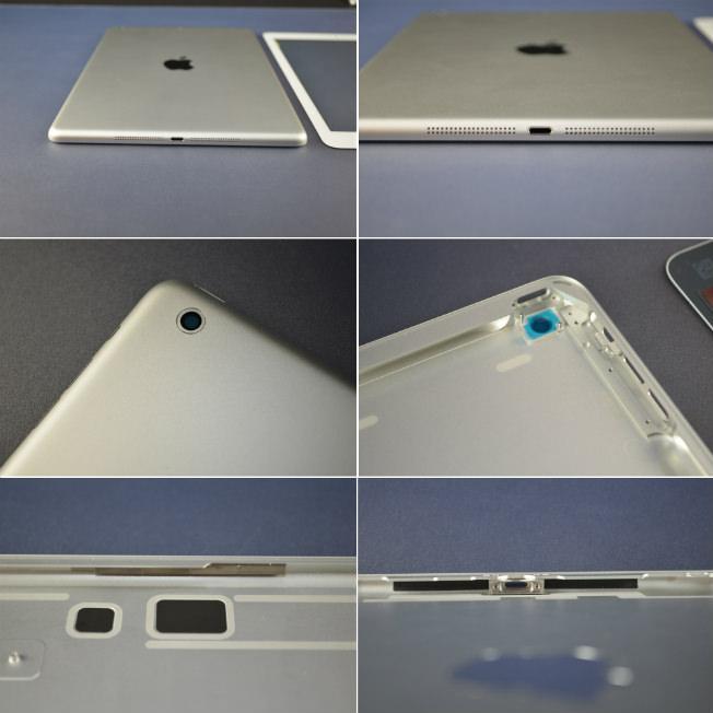iPad 5 : de nouvelles images en haute qualité confirme l'inspiration sur l'iPad Mini
