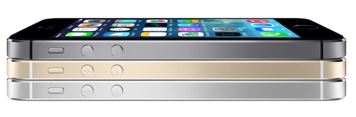 iPhone 5S : comment celui-ci se comporte face au Galaxy S4 et au HTC One