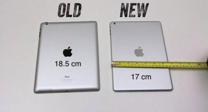 Malheureusement l'iPad 5 et l'iPad Mini 2 ne devraient pas être annoncés lors de cette keynote