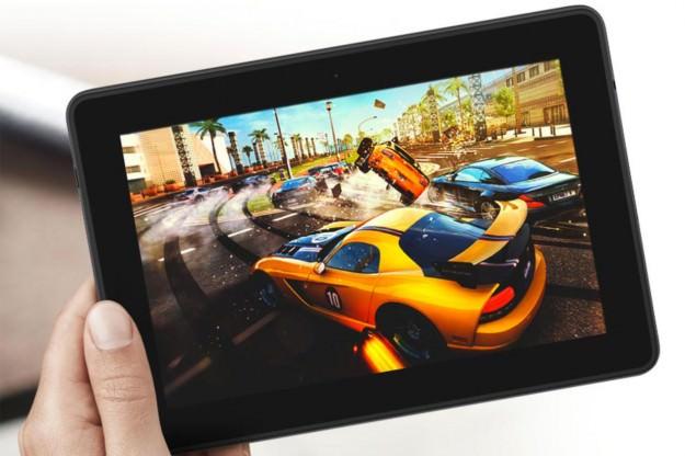 Kindle Fire HDX vers iPad Mini : les spécifications