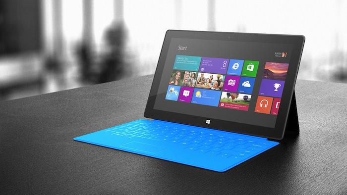 La nouvelle génération de la Surface RT pourrait être nommée la Surface 2