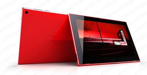 La tablette Nokia Sirius fuite avec écran 1080p, puce quatre coeurs, pour 500 dollars