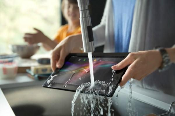 La Xperia Tablet Z de Sony ne vous convient pas ? Ajoutez-y un thermomètre