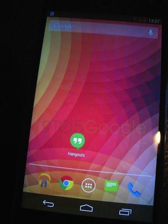 Fond d'écran de Android 4.4 KitKat