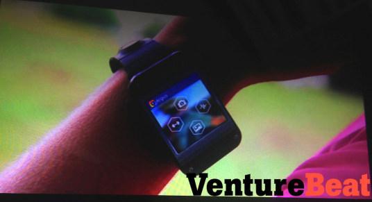 S Voice serait intégré dans la montre pour lancer des commandes sur votre smartphone