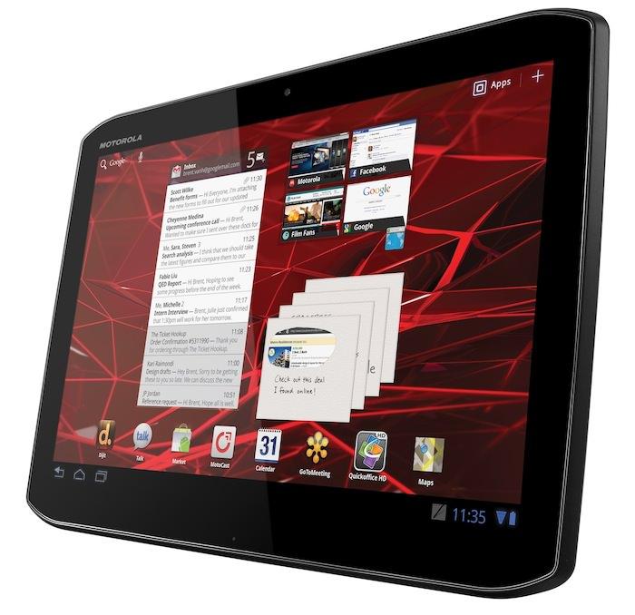 Motorola va t-il commercialisée une suite à la Xoom 2 ?