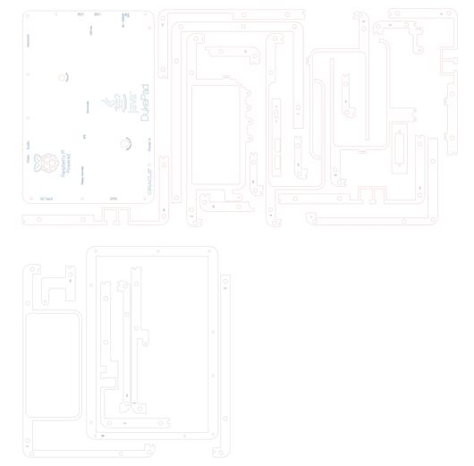 Liste des composants embarqués